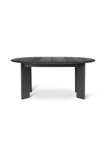 Bevel Table Extendable x 1 - Black Oiled