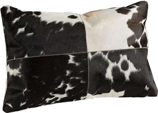Cowhide Multi Kuddfodral 60x40